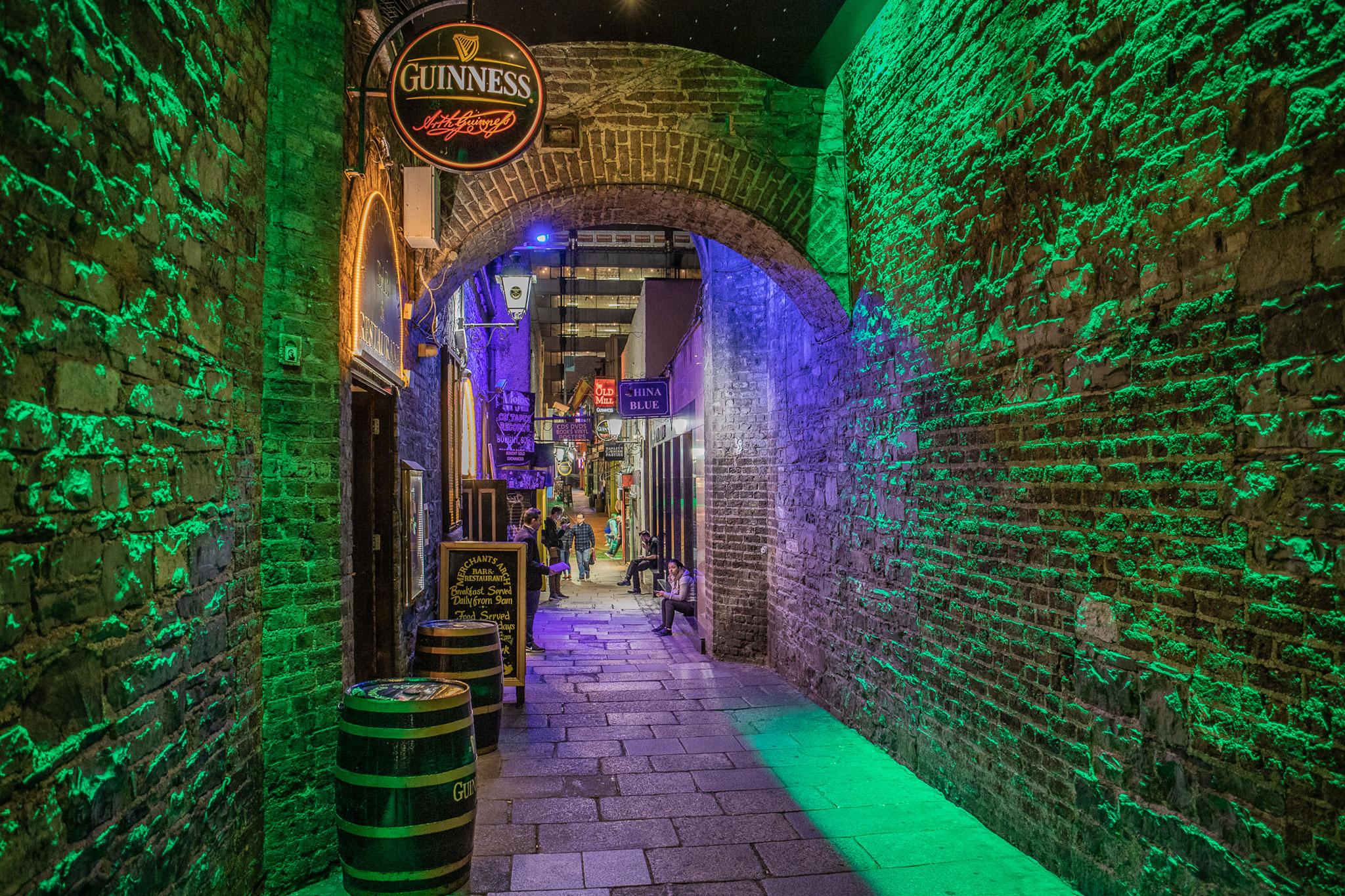 Nachtleben Dublin