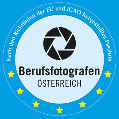 Passfoto Gütesiegel